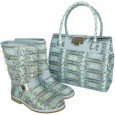 SB5009, 5301 Gilda Tonelli set shoes+bag, size 38, 39