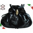1096  Italian bag genuine leather ST. ARRED VERNICETT by Gilda Tonelli